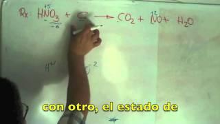 Redox - Química 1/2