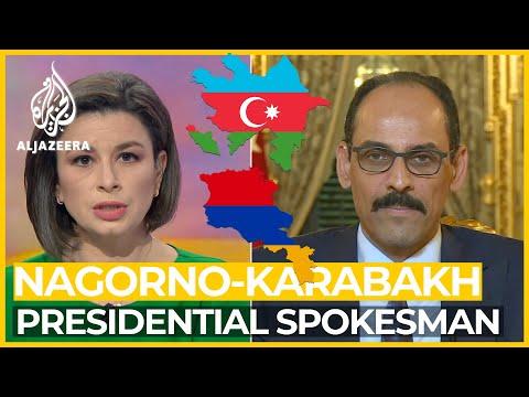 Turkey: 'Armenia must end illegal occupation of Azerbaijan'
