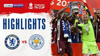 Chelsea 0-1 Leicester City | FA Cup 20/21 Match Highlights