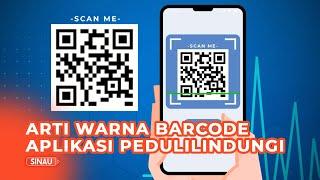 Simak! Arti Warna Barcode Aplikasi PeduliLindungi screenshot 3