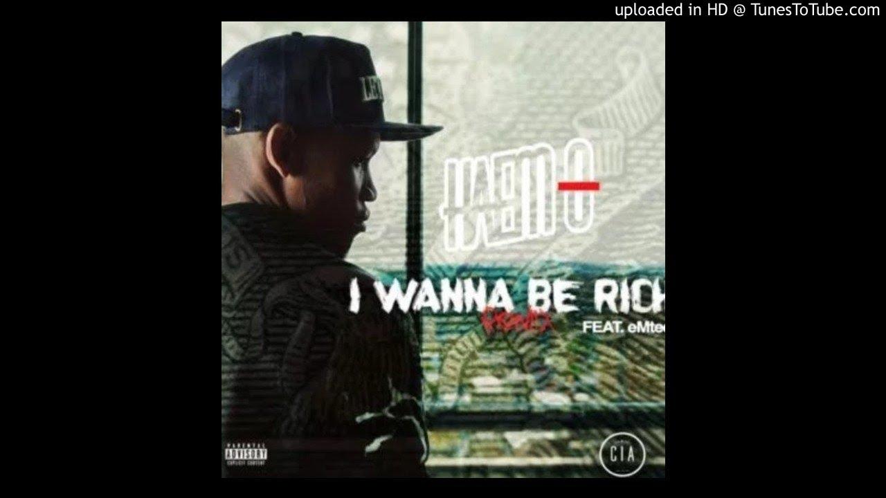Download OFFICIAL VIDEO: Haem-O – I Wanna Be Rich (Remix) Ft. Emtee
