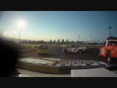 INMAN in the 95 RaceTruck WINS Iowa State Fair Speedway