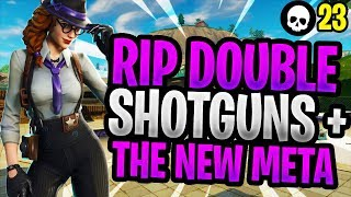This New Season 5 Meta Is KILLING Fortnite! (RIP DOUBLE SHOTGUNS :/)