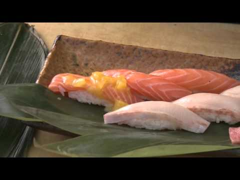 Nikkei Boys Sushi Masterclass with Keita Sato