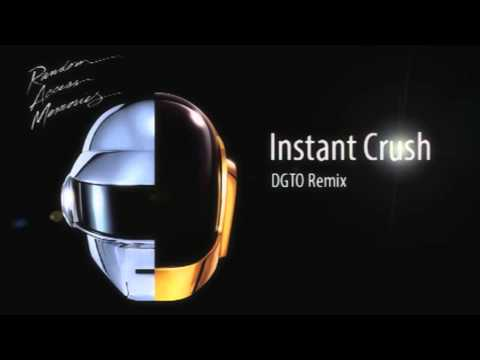 Daft Punk   Instant Crush DGTO remix