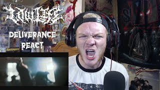 Lowlife - Deliverance  REACT!