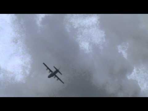 Hercules C-130 Aerobatics