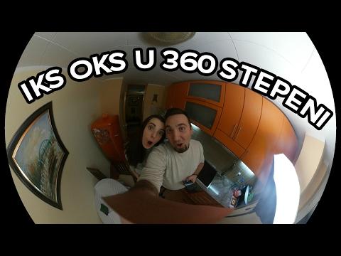 IKS OKS U 360 STEPENI