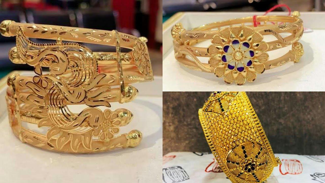 Latest Gold Bangles |Gold Bala |Gold Chur |Designs Collection ...