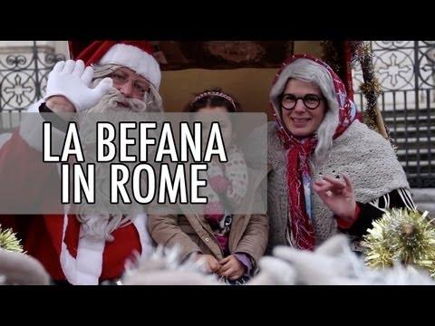 La Befana in Rome - Italian Christmas Traditions by Walks of Italy