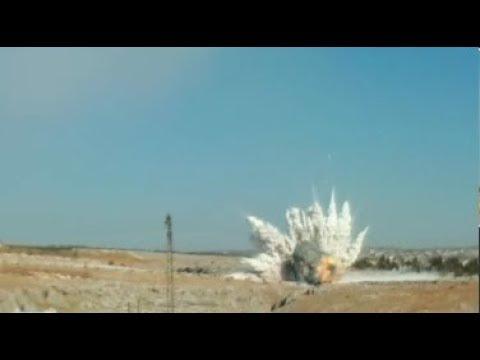 Airstrikes on jihadi targets in South Idlib   Late November of 2019   Syria
