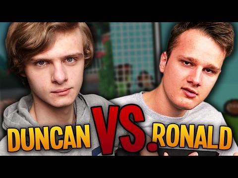 DUNCAN VS. RONALD