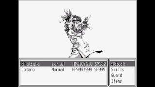 JoJo S Bizarre Adventure 7th Stand User Hirihiro Araki Fight