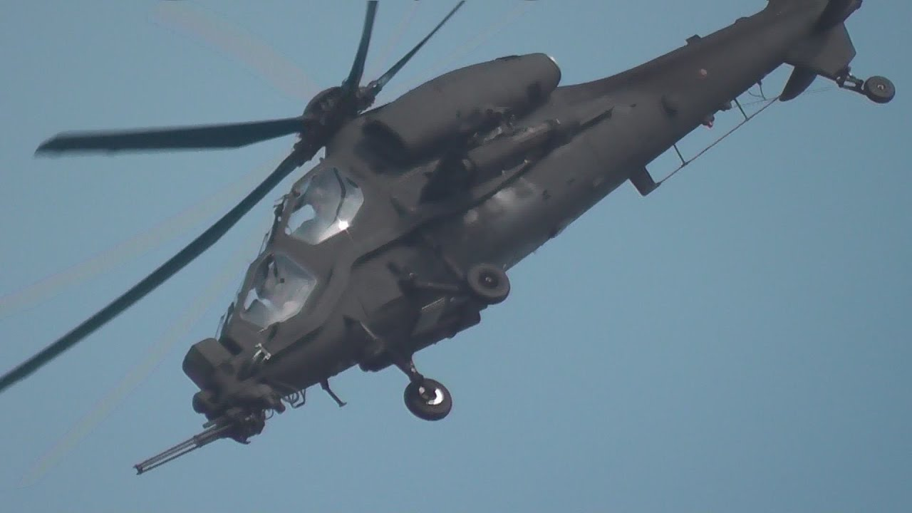 Elicottero T 129 : Air14 payerne agusta a129 mangusta attack helicopter youtube