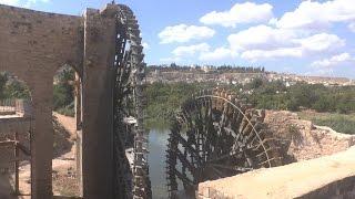 Сирия. ANNA news в городе Хама