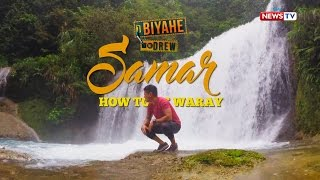 Video Biyahe ni Drew: How to be Waray in Samar (Full episode) download MP3, 3GP, MP4, WEBM, AVI, FLV Agustus 2017