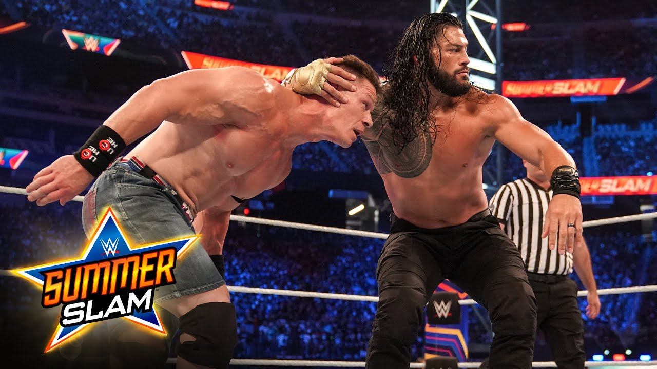 Download Full SummerSlam 2021 highlights (WWE Network Exclusive)