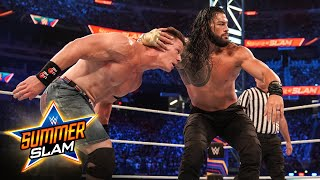 Full SummerSlam 2021 highlights (WWE Network Exclusive)