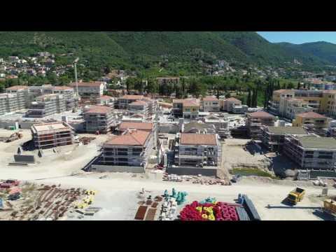Portonovi by Azmont Investments - Construction Site, Lower Village (Bird's-Eye View)