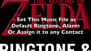 ... : http://smarturl.it/zeldatriangletd check out our other ringtones of the legend zelda themes: l...