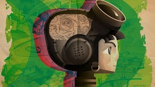 """Psychonauts - The """"Right Side of the Brain"""" of Game Design"""