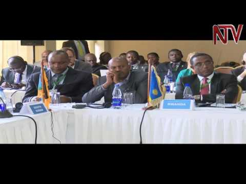 Nile basin water ministers meet in Kampala