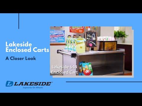 Lakeside Enclosed Carts - A Closer Look