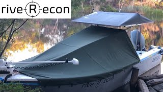 Camping on the boat - Solo, Remote - 120km Adventure