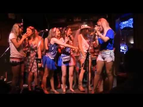 Party Time On Broadway ''The Strip'',Nashville..May 2014