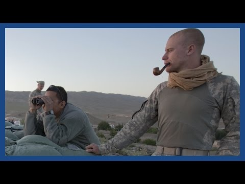 Bowe Bergdahl: exclusive footage days before capture by the Taliban