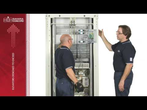 Savaria Concord Residential Elevator -Eclipse Video