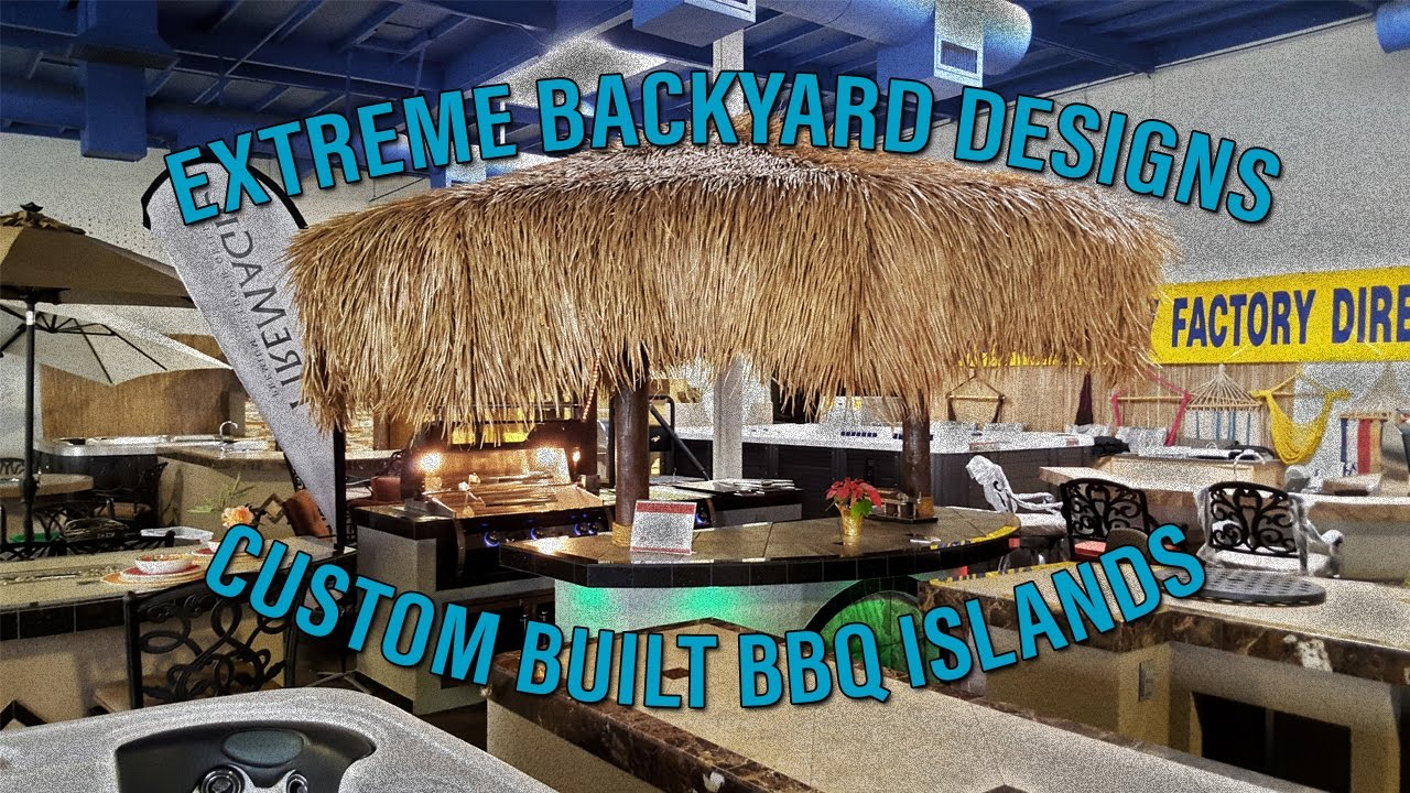 BBQ Islands Riverside   BBQ Grills Riverside   Extreme Backyard Designs