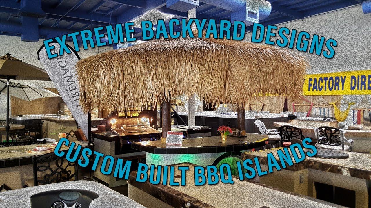 BBQ Islands Riverside   BBQ Grills Riverside   Extreme Backyard Designs