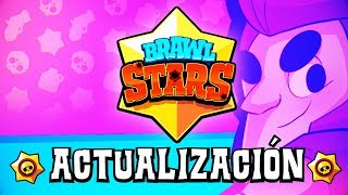 NUEVA ACTUALIZACIÓN DE BRAWL STARS | Nuevos brawlers, Brawl Ball y nuevos mapas | Alvaro845