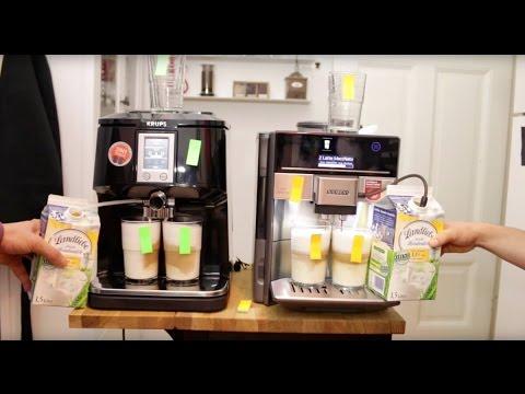 kaffeevollautomaten vergleich und test siemens eq 6 vs. Black Bedroom Furniture Sets. Home Design Ideas