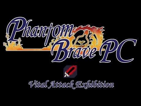 Phantom Brave PC - Vital Attack Exhibition