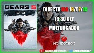 Estamos jugando a Gears 5 en directo en Xbox One X  MondoXbox