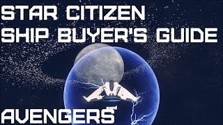 Avenger Variants - Titan, Stalker & Warlock - Star Citizen Ship Buyer