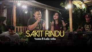 Sakit Rindu - Venta (Cucu Manthous ) Ft Lala Atila // Live Session Dapur Musik
