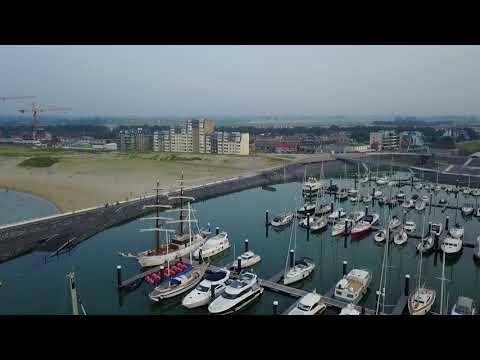 Cadzand Hafen