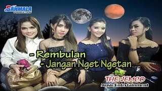 Gambar cover Rembulan - Jangan Nget Ngetan Cover Vivi Voletha All Artis (Official Video) The Jemco