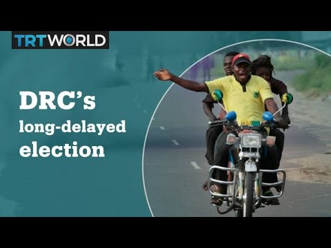 Why does the DRC's long-delayed election matter?