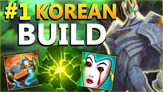 HOW OP IS THE #1 KOREAN GALIO BUILD?! Galio Mid Gameplay Season 8 - League of Legends