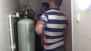 Монтаж системы очистки воды в Звенигороде(, 2017-07-05T07:55:00.000Z)