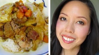 Slow Cooker Pork Stew - Paleo Friendly