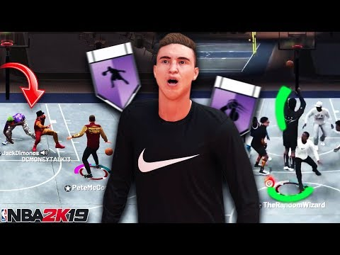 CREATE THESE *NEW* BUILDS BEFORE THEY'RE PATCHED! THE 5 BEST OVERPOWERED BUILDS IN NBA 2K19