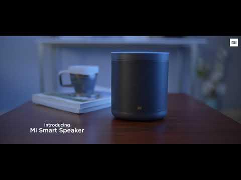 Introducing the #MiSmartSpeaker   #SmarterLiving2021