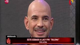 """Ricardo Morán responde sus dilemas en """"La Noche Es Mía"""""""
