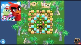 Angry Birds Match. Level 68. Nivel 68. No Boosters. Gameplay