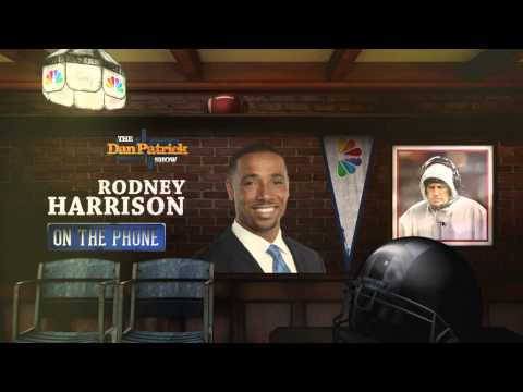 Rodney Harrison on people who accuse the Pats of cheating (9/10/15)